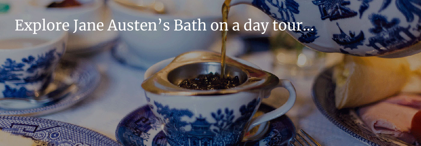 Strictly Jane Austen Bath Day Tours