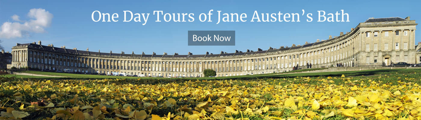 Strictly Jane Austen  2018 Tours link to One Day Tours